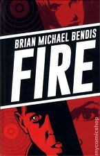 Fire HC (2014 Marvel) By Brian Michael Bendis #1-1ST NM