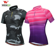 Mens Breathable Cool Cycling Sports Bicycle Bike Short Sleeve Jersey / Vests