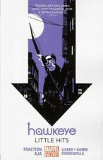 Hawkeye TPB (2013-2016 Marvel NOW) By Matt Fraction and Jeff Lemire #2-1ST NM