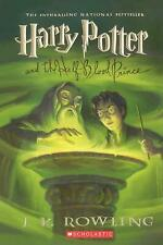 NEW Harry Potter and the Half-Blood Prince by J.K. Rowling Prebound Book (Englis