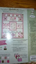 Garden Impressins Quilt Jo Ann Quilt Blocks of the Month  2 fill your spaces