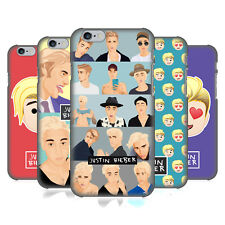 OFFICIAL JUSTIN BIEBER JUSTMOJIS HARD BACK CASE FOR APPLE iPHONE PHONES