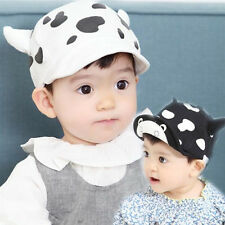 1pcs Cute Beret Sun Cap Child Baby Infant Cotton Toddler New Milk Baseball Hat