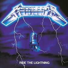 Ride the Lightning - Metallica CD-JEWEL CASE