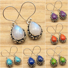 925 Silver Plated Ancient Style Earrings, Wholesale Price Jewelry Store
