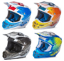 NEW 2017 FLY RACING F2 CARBON ANIMAL MX OFFROAD DIRT BIKE ADULT HELMET ALL SIZES