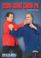 Wing Chun Kung Fu by William M. Cheung DVD-Video Book (English)
