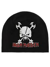 Iron Maiden The Final Frontier Black Beanie