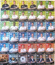 REWE DFB Glitter cards EUROPEAN FOOTBALL CHAMPIONSHIP 2016 Selection choose all