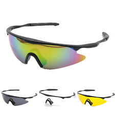 Outdoor Sport Sunglasses MTB Cycling Bike Bicycle Riding Glasses Eyewear Goggles