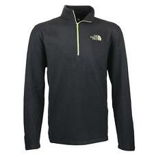 The North Face TKA 100 Glacier 1/4 Zip Fleece Jacket Jacket Men NWOT 5806