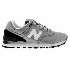 New Balance 574 Gradient Grey Womens Trainers