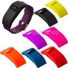 Solid Color Sleeve Band Wristband Cover For Fitbit Charge/Fitbit Charge HR