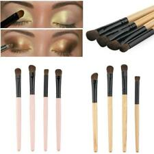4pcs Makeup Brush Set Powder Foundation Eyeshadow Eyeliner Face Brushes Tool Kit