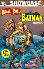 The Brave and the Bold Presents: Batman Team-Ups by Bob Haney Paperback Book (En