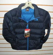 THE NORTH FACE BOYS ANDES DOWN WINTER JACKET -CHQ6- COSMIC BLUE- XS, S, M, L, XL