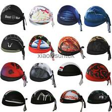 Breathable Cap Helmet Liner Sports Cycling Biker Beanie Hat Headwrap Stretchable