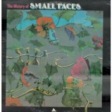 SMALL FACES History Of The LP VINYL 10 Track But Sleeve Has Small Deletion Cut