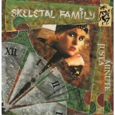 """SKELETAL FAMILY Just A Minute 12"""" VINYL 2 Track Extended Version B/W Big Love"""