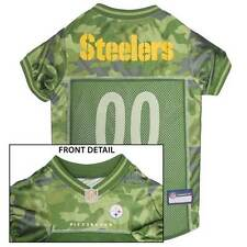 PITTSBURGH STEELERS Dog Jersey * CAMO *XS-XL NFL Football Camouflage Puppy Shirt