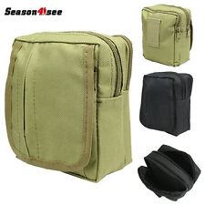 Outdoor Tactical Military Multifunctional Molle Waist Bag Accessory Pouch Bag