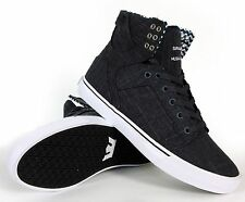 Supra Skytop Men's Blue Lace Up Sneakers Skateboard Shoes S18217 Authentic NIB