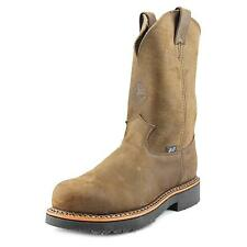 Justin Boots 4443 Men  Round Toe Synthetic  Work Boot