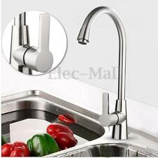 Safe Copper / Chrome Kitchen Bath Water Mixer Tap Basin Basin Hot & Cold Faucet