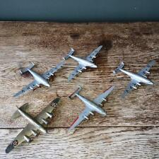 DINKY # 62R FOUR ENGINED LINER  WITH ONE GREY VERSION. 62R MEDIUM RANGE BOMBER.