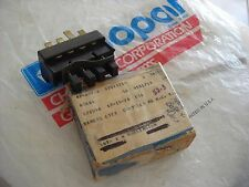 NOS MOPAR 1964-66 A/C BLOWER SWITCH WITH MODEL 975-L-J-K SYSTEMS 2013218