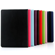 Leather Smart Case Stand Cover 360 Rotating for Apple ipad Air ipad 5