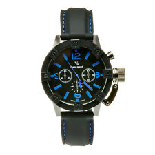 Casual Sports Muscle Men's leather Band Analog Quartz Wrist Watch