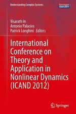 NEW International Conference on Theory and Application in Nonlinear Dynamics