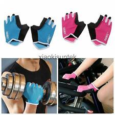 Weight Lifting Gloves Gym Exercise Fitness Body Building Training Cycling