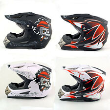 Skull Dragon Motorcycle Off-Road Helmet Full Face ATV Dirt Bike Motocross Helmet