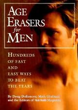 Age Erasers for Men by Men's Health Magazine-Fitness-Aging-Nutrition-Weight Loss