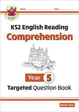 New KS2 English Targeted Question Book: Year 5 Comprehension by Cgp Books