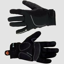 Genuine British Police Endura Strike Winter Waterproof Cycling Gloves MTB - NEW