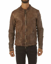 GIORGIO BRATO biker agnello Light jackets fall/winter carruba mtz