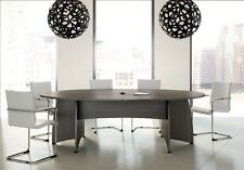 Oval Boardroom Table In A Choice Of Colours