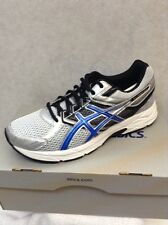 Asics Gel-Contend 3 T5F4N-9339 Silver/Blue Mesh Running Shoes (D, M) Mens sz 9.5