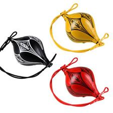 Boxing Speedball Punching Speed Punch Bag Training Kick Ball Straps Double End