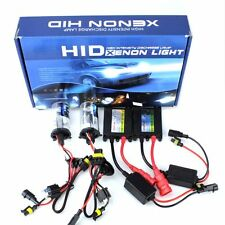 35W Ultrathin Ballast HID Conversion Kit Xenon Headlight H1 H3 H7 H11 9005 Bulbs