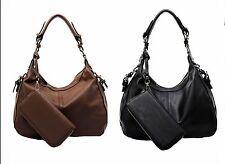 New LOCKING Emperia Outfitters Concealed Carry Hobo Handbag Matching Wallet