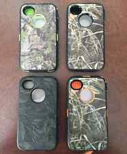 NEW High Quality Camo Case W/ Built in Screen Protector For iPhone 4 or 4s