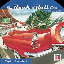 TIME LIFE - The Rock 'N' Roll Era: Jingle Bell Rock by Various (CD-2001) SEALED