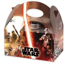 Star Wars Party Box for Children Kids Food Loot Lunch Gift Birthday Box Bags
