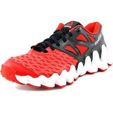 Reebok Zigtech Big N Tough Youth  Round Toe Synthetic Red Running Shoe