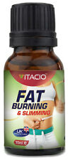 100% Natural Fat Burning Slimming Weigh Loss Oil Complex 10ml