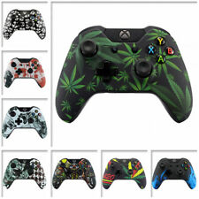 Patterned Front Housing Shell Faceplate Replacement for Xbox One Controller